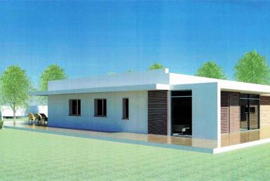 Terreno con progetto per villetta a Casarano
