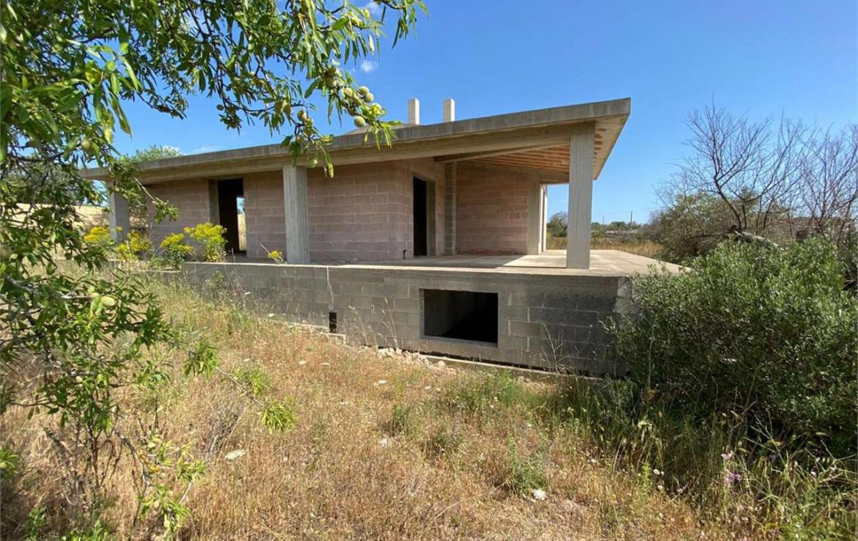 Villa con vista panoramica a Parabita